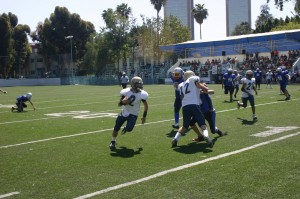 Leones vs. Jaguares - Infantil Mayor (20-Abr-13) H