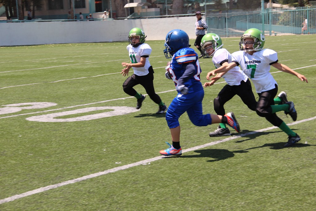 Borregos Salvajes vs. Titanes - Pre-Infantil (4-May-13) 010