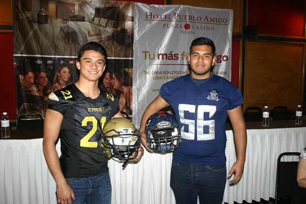 MVP´S Varsity - Holiday Bowl (8-Dic-15) C